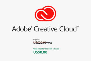 Use this Hack to Get 2 Free Months of Free Adobe Creative Cloud
