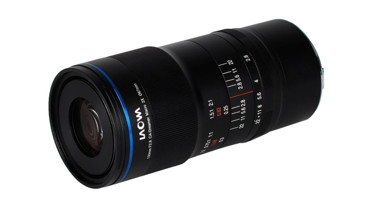 Venus Optics Announces the Laowa 100mm f/2.8 2X Ultra Macro Lens for Canon RF and Nikon Z Cameras