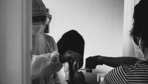 Photographs of the Corona Virus Hitting Way Too Close to Home