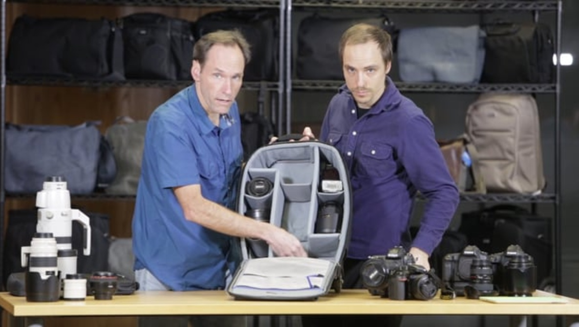 Think Tank Announces New Rolling Camera Bag Geared Towards Smaller Planes