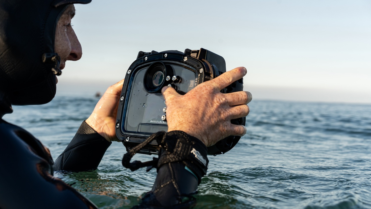 Hasselblad Launches A New Underwater Housing Solution From Aquatech For The X1D II 50C