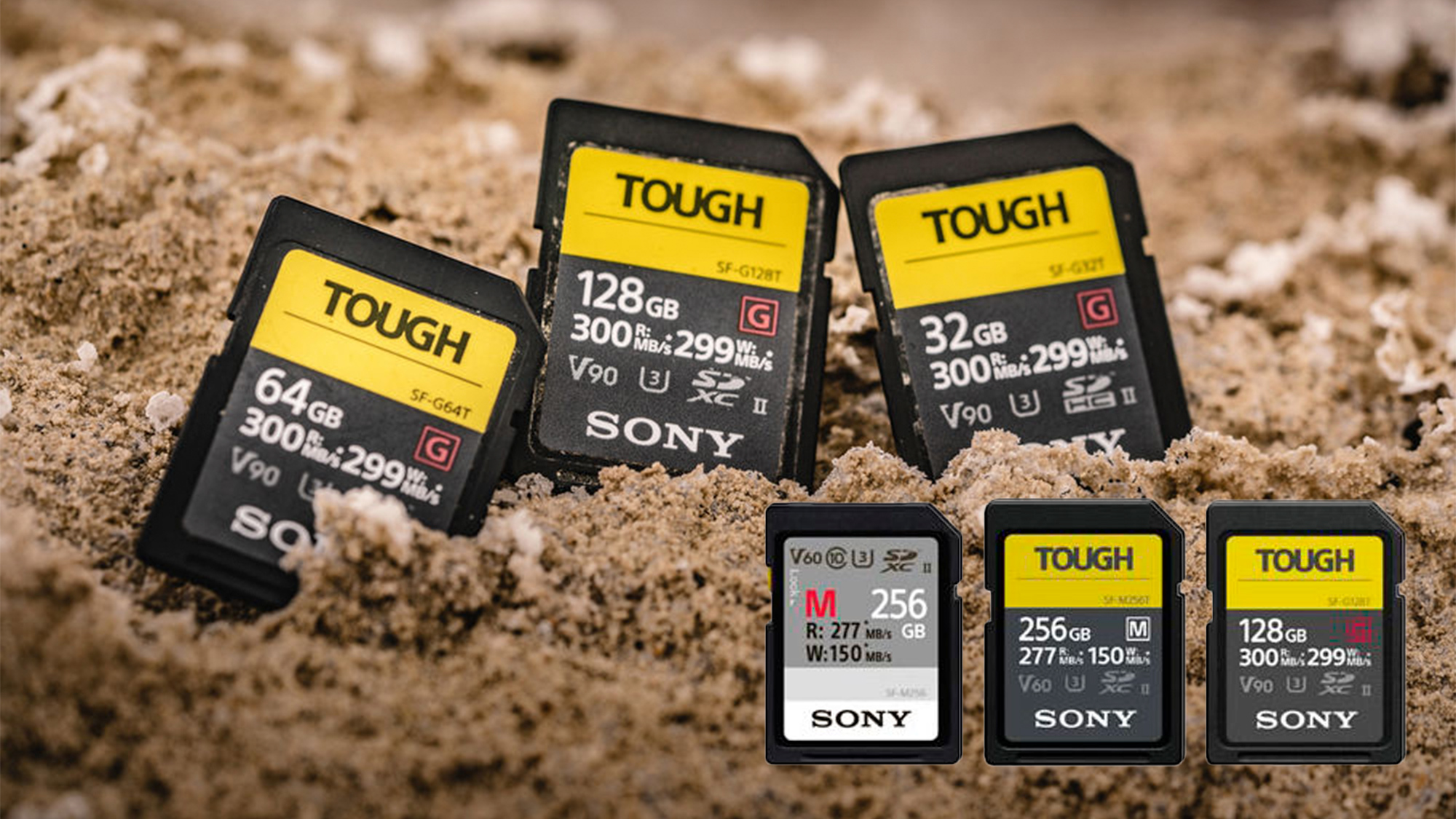 Be Careful If You Use These SD Memory Cards From Sony!