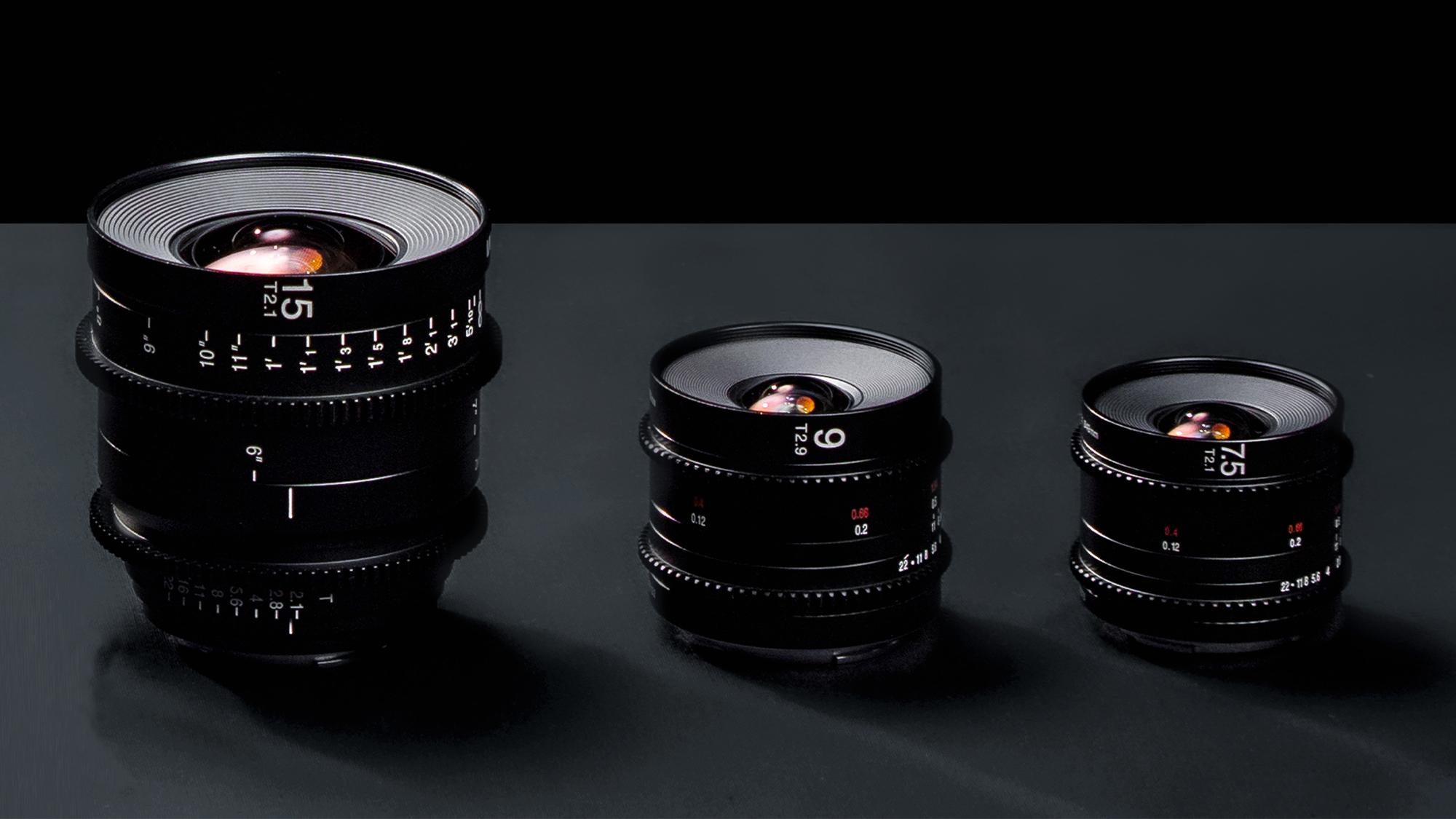 Venus Optics Unveiled 3 New Ultra Wide Cine Lenses For Micro Four Thirds, Super 35, and Full Frame Cinema Cameras