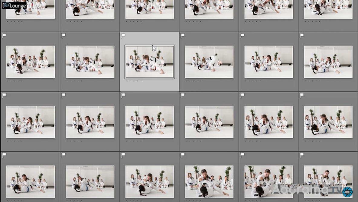 How to Cull Large Batches of Photos Efficiently and Effectively