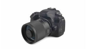 Tokina Announces a New SZX 400mm F/8 Super Tele Reflex MF Lens