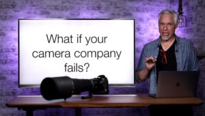 Which Camera Manufacturers Might Not Survive?