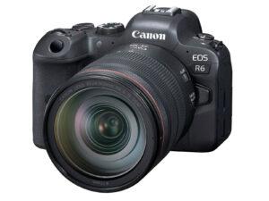 Canon EOS R6 Review Compliation