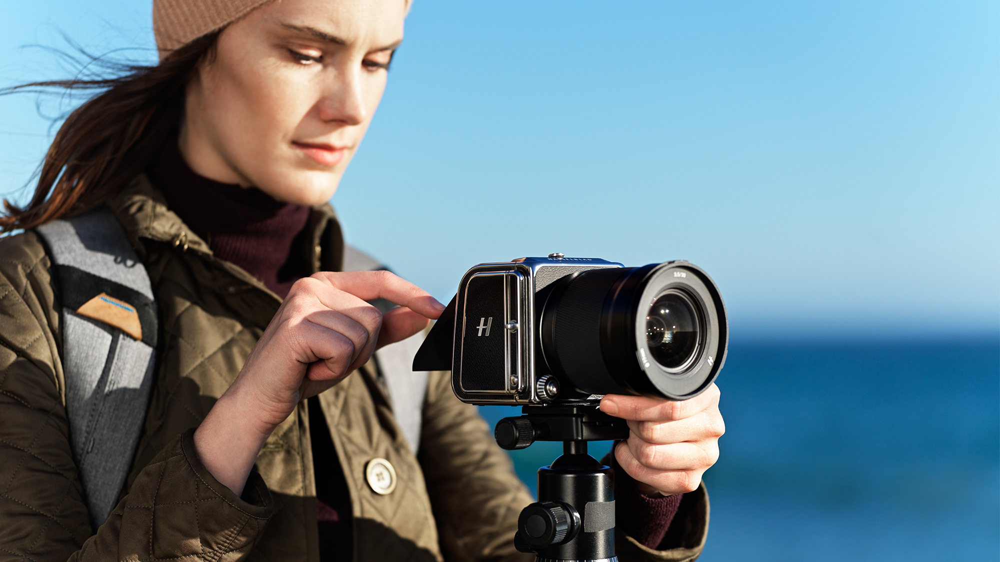Hasselblad's Smallest Medium Format Body Ever, The 907X 50C Now Available