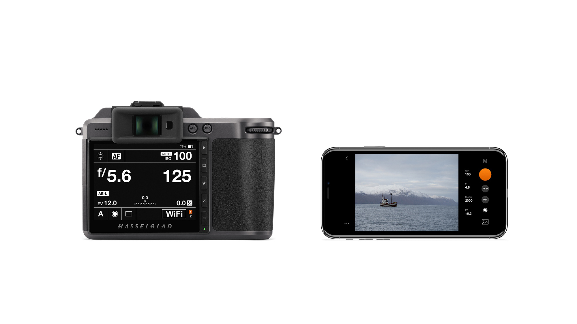 Phocus Mobile 2 Lets You Shoot Tethered With Hasselblad On Your iPhone