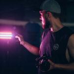 Spiffy Gear Announces The KYU-6 Wearable / Magnetic LED Cine-Light