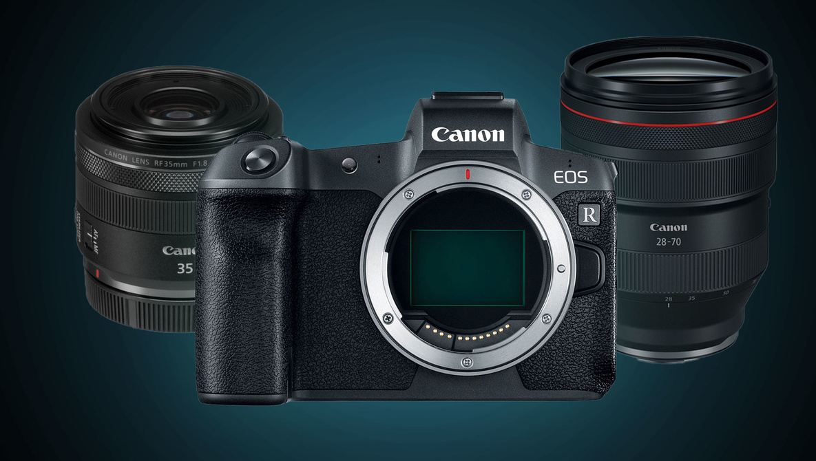 The Canon EOS R5, R6, and 6 RF Lenses to Be Announced on July 9th