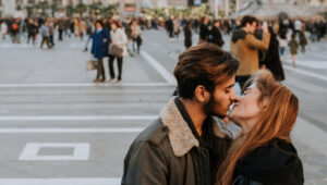 Photographer Captures Strangers Embracing and Connecting