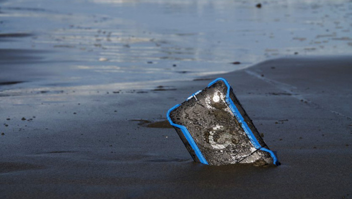 Can Your Hard Drive Survive a Swim in the Ocean? This G-Drive ev ATC Did