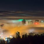 'Inversion Immersion' – Incredible Time-lapse Film Shows the Beauty of Portland Being Swallowed by Fog
