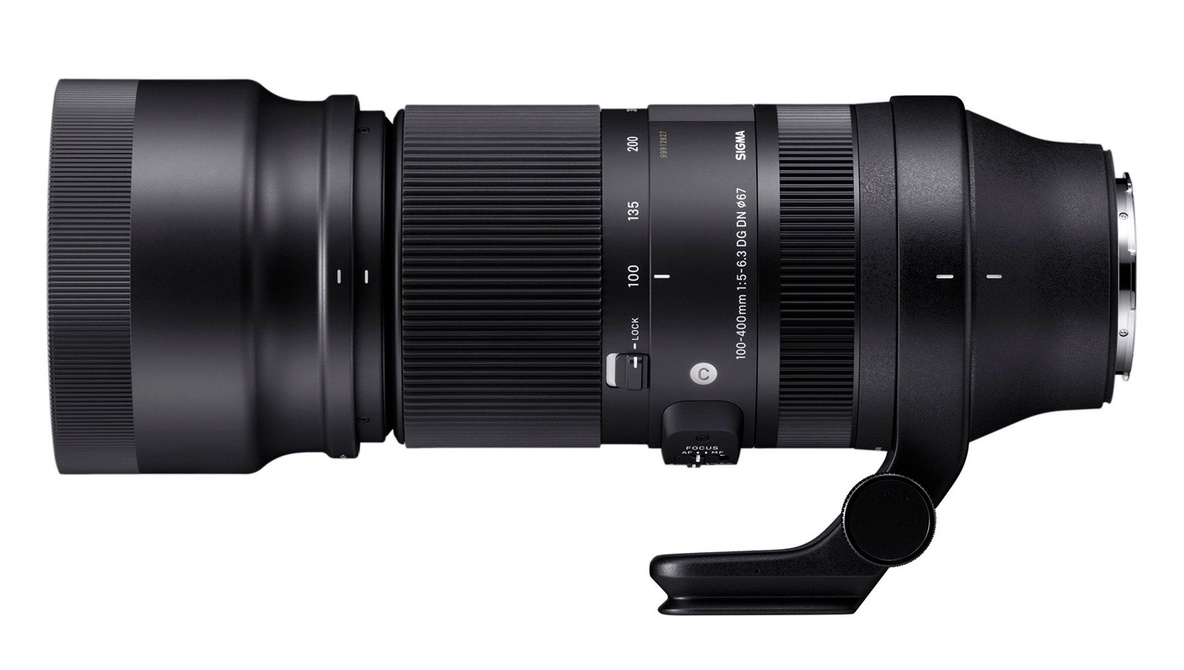 Sigma Announces the 100-400mm f/5-6.3, a Compact Telephoto Zoom for Sony and L-Mount Cameras