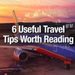 My 6 Favorite Travel Tips