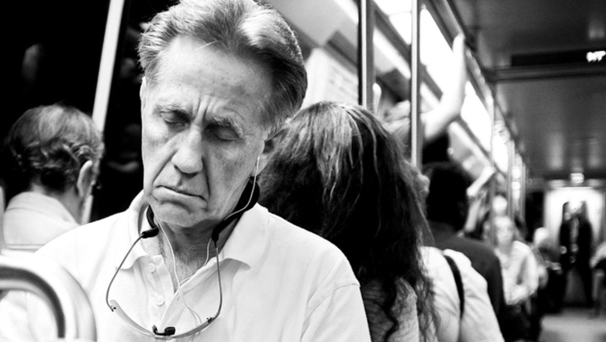 'Sleep in Transit' Interview With Portrait Photographer Willis Bretz