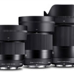 Sigma Announces a Trio of f/1.4 Primes for L-Mount APS-C Cameras: 16mm, 30mm, and 56mm