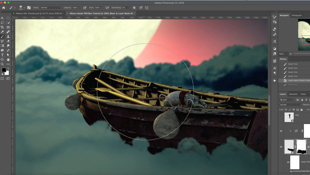 A Step by Step Guide to Creating a Fantasy Manipulation in Photoshop