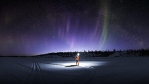 I Literally Drove to the End of the Road in North America to Photograph the Northern Lights