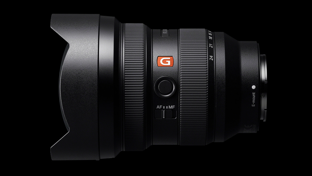 Sony Announces the FE 12-24mm f/2.8 GM Lens