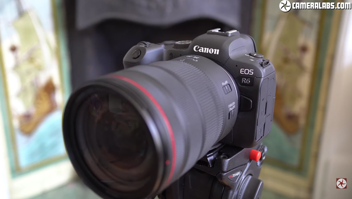A Review of the Canon EOS R6 Camera for Stills Photography