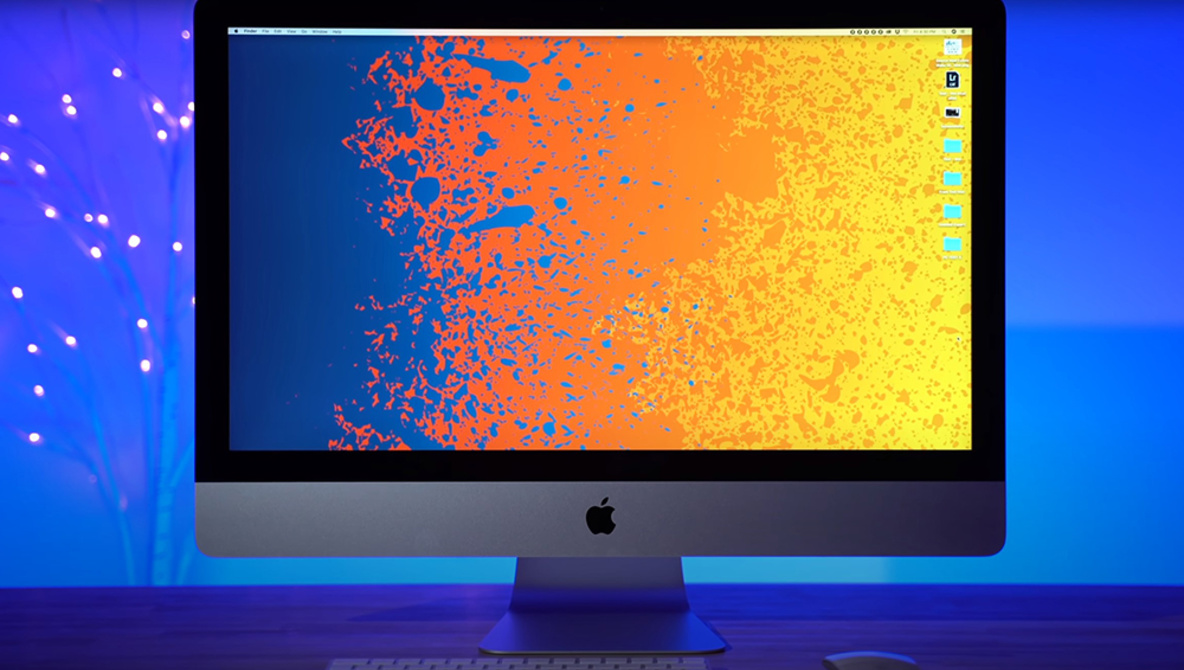 New Standard iMac May Beat Out the Pro Models for Video Editors