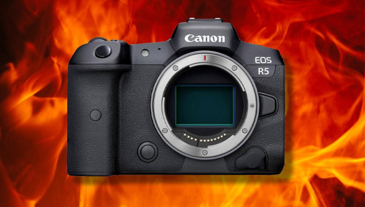 Overheating Comparison: Canon R5 Versus Canon R6 Versus Fujifilm X-T4