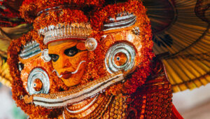 Documenting The 1500-Year-Old Theyyam Dance Tradition In India