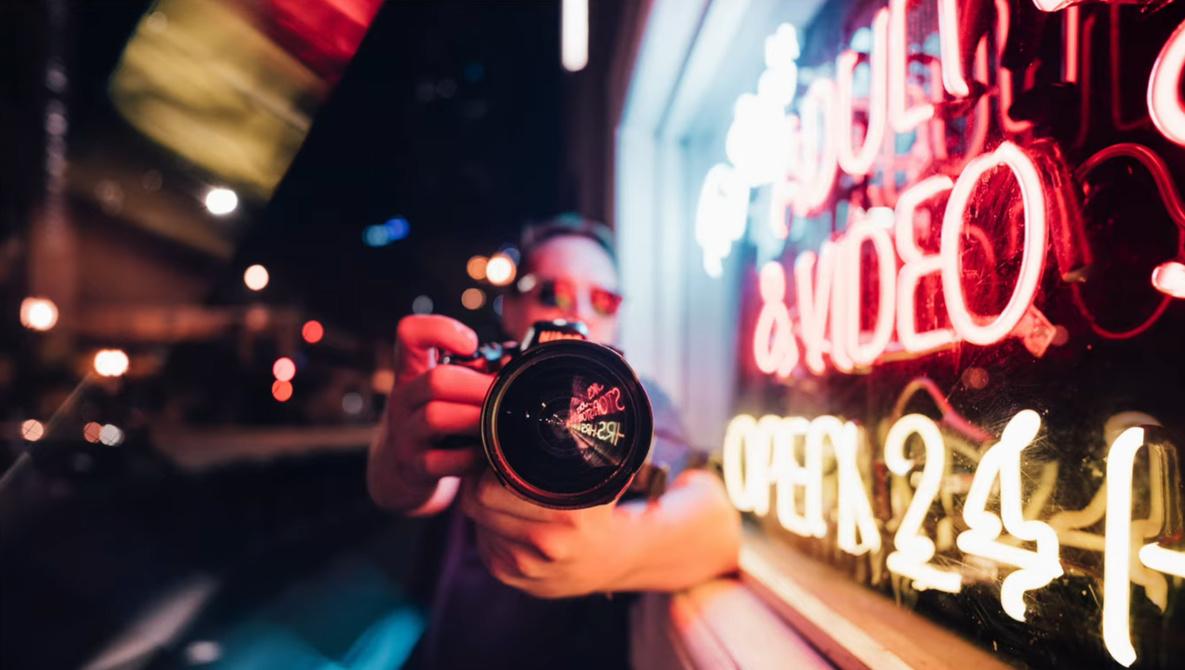 Shooting Portraits Through a Broken Filter