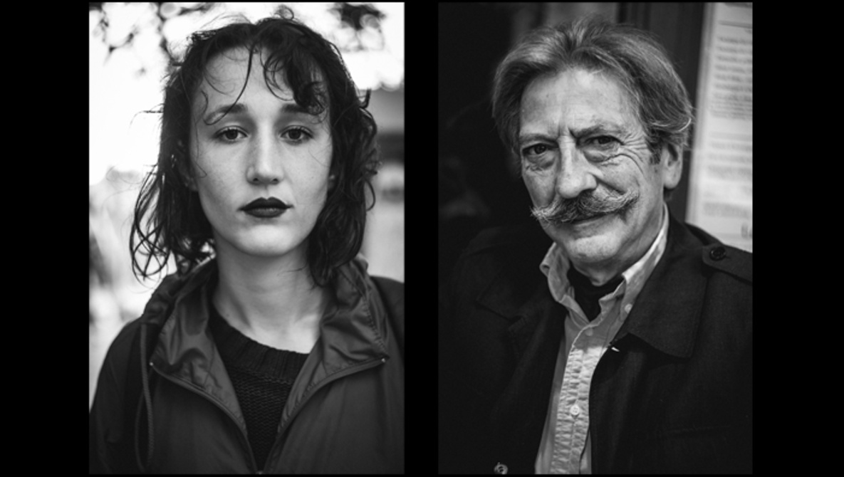 """""""365 Parisiens"""" Documents Strangers on the Streets of Paris in Stunning Black and White Portraits"""