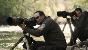 Chasing Grizzly Bears And Career Dreams With Wildlife Photographer Charles Glatzer
