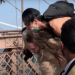 Wedding Proposal on Brooklyn Bridge Upstaged as Photographer Collides With Cyclist