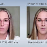Nvidia Introduces Clever Solution for Drastically Improved Video Call Quality